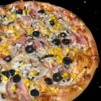 Піца 4 пори року 33 см