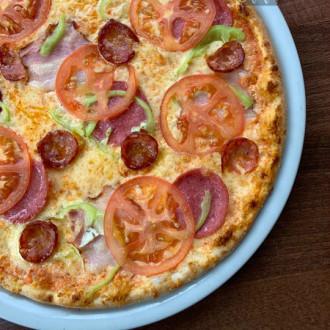 Піца «Сапоріта»  33 см.